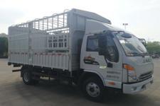 江淮牌HFC2043CCYP21K1C7NS型越野仓栅式运输车图片