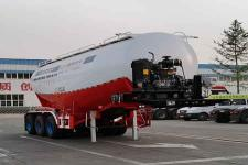 盛润8.2米33.4吨3轴下灰半挂车(SKW9400GXH20)