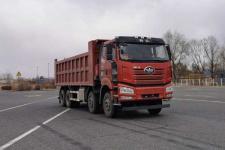 解放牌CA3310P66K24L4T4AE6型平头柴油自卸汽车图片