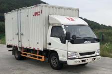 江铃牌JX5041XXYTG25型厢式运输车图片