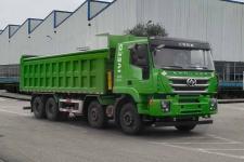 红岩牌CQ3317HD10336T型自卸汽车图片