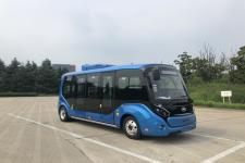 海格牌KLQ6656GAEVN1型纯电动低入口城市客车图片