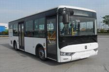 亚星牌JS6819GHBEV型纯电动城市客车图片