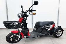 阔佬头牌KLT500DQZ-4型电动正三轮轻便摩托车图片