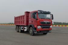 豪沃牌ZZ3257V414GF1L型自卸汽车图片