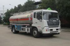 天威缘牌TWY5181GYYD6L型铝合金运油车
