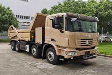 集瑞联合牌QCC3312BEVG6型纯电动自卸汽车图片