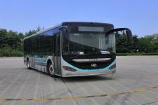 海格牌KLQ6106GAEVN5C型纯电动城市客车图片