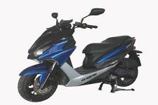 钱江牌QJ200T-A型两轮摩托车图片
