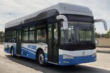 金旅牌XML6125JFCEVS0CX型燃料电池城市客车图片