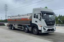 楚飞牌CLQ5321GYY6DA型铝合金运油车