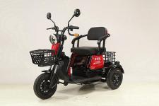 津美菱牌JML500DQZ-6型电动正三轮轻便摩托车图片