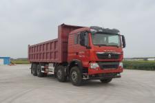 豪沃牌ZZ3317V356GF1B型自卸汽车图片