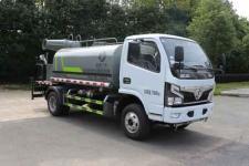 国六东风福瑞卡5吨绿化喷洒车厂家价格13635739799