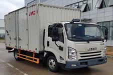 江铃牌JX5045XXYTGC25型厢式运输车图片