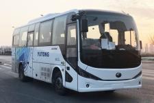 宇通牌ZK6820BEVQZ13型纯电动客车图片