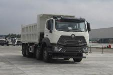 豪沃牌ZZ3317V386JF1型自卸汽车图片