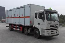 国六东风锦程小三轴8.6米/9.3米杂项危险物品厢式运输车
