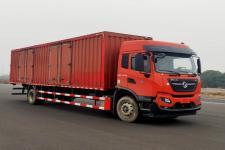 东风牌DFH5180XXYE16型厢式运输车图片
