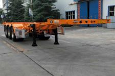 骏通牌JF9401TJZG30型集装箱运输半挂车图片