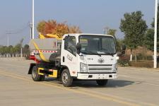 凱力風牌KLF5040ZZZC6型自裝卸式垃圾車