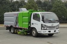 新东日牌YZR5070TXSE6型洗扫车