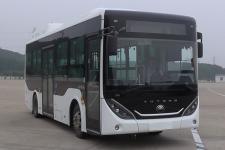 宇通牌ZK6856BEVG4E型纯电动低入口城市客车图片