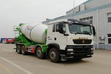 楚胜牌CSC5317GJBZ6型混凝土搅拌运输车