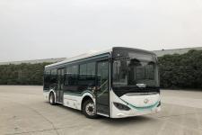 海格牌KLQ6816GAEVN2W型纯电动城市客车图片