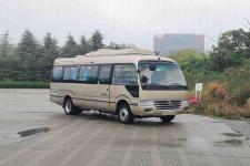 7米海格KLQ6702GQFCEV1燃料电池城市客车