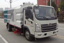 华通牌HCQ5086TXSBJ6型洗扫车