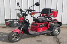 骅利牌HL500DQZ型电动正三轮轻便摩托车图片