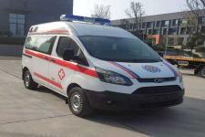 国六福特V362运输型/监护型救护车