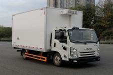 江铃牌JX5043XLCTG26型冷藏车图片