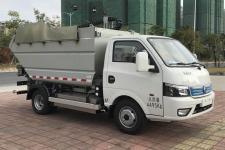 东风牌EQ5042ZZZSBEV型纯电动自装卸式垃圾车图片