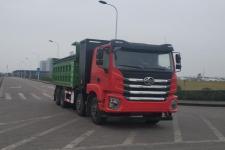 红岩牌CQ3310BEVES336型换电式纯电动自卸汽车图片