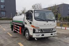 楚胜牌CSC5071GPSJH6型绿化喷洒车