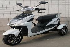 大隆鹰豪牌YH800DQZ-4A型电动正三轮轻便摩托车图片