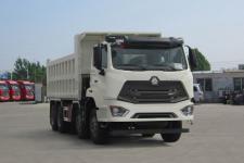 豪沃牌ZZ3317V356JF1型自卸汽车图片