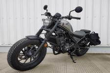 本田牌SDH300-A型两轮摩托车图片