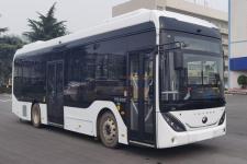 宇通牌ZK6106FCEVG3型燃料电池城市客车图片