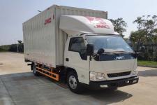 江铃牌JX5041XXYTG2BEV型纯电动厢式运输车图片