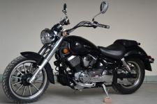 力帆牌LF250-H型两轮摩托车图片