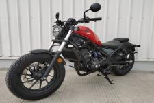 本田牌SDH300型两轮摩托车图片