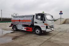 楚风牌HQG5070GYY6HF型运油车