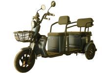 宝鸽牌BG1200DZK-2型电动正三轮摩托车图片