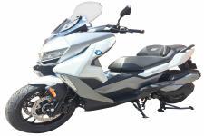 宝马牌LX350T-3A型两轮摩托车图片