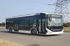 中通牌LCK6106EVGA5型纯电动城市客车