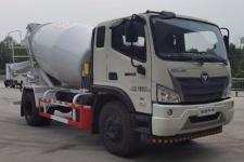 大力牌DLQ5180GJBBJ6型混凝土搅拌运输车