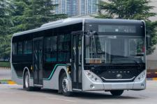 宇通牌ZK6106BEVG15型纯电动城市客车图片